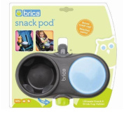 Brica Snack Pod - Grey