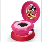 The First Years Disney Celebration Potty System -Mickey & Minnie Mouse 3-in-1