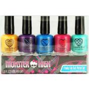 Monster High Nail Polish Set