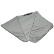 JJ Cole Collections Broadway Colour Swap Canopy -Stone