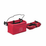 Orbit Baby G2 Stroller Side Storage Panniers - Ruby