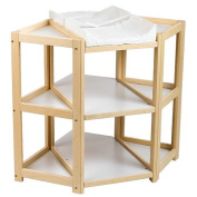 Badger Basket Nappy Corner Changing Table