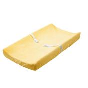 BabyShop Plush Changing Pad Cover - Yellow