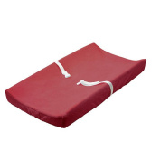 BabyShop Plush Changing Pad Cover - Red