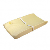 NoJo - Bright Blossom Contoured Changing Table Cover