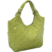 JP Lizzy Diaper Bag Satchel - Pistachio