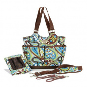timi & leslie Tag - a - Long Nappy Bag