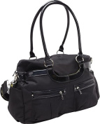 JJ Cole Satchel Nappy Bag, Onyx