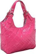 JP Lizzy Watermelon Satchel Diaper Bag