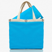 Lola Beach Nappy Bag - Blue
