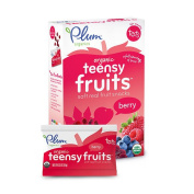 Plum Organics Tots Teensy Fruits - Berry