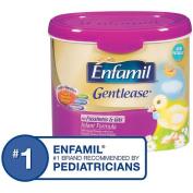 Enfamil Gentlease Infant Formula Powder Tub - 21.5 oz.