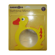 BabyShop Bath Animal Foam Mirror - Duck