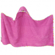 Crayola Hooded Towel - Pink