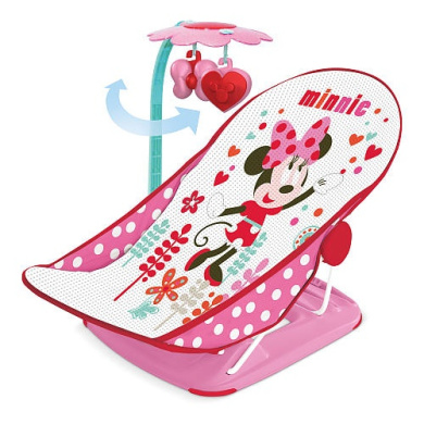 the disney minnie mouse baby bather by disney shop online for baby in hong kong. Black Bedroom Furniture Sets. Home Design Ideas