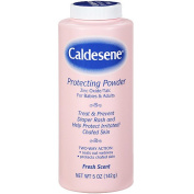 Caldesene Protecting Powder Fresh Scent Talc, 150ml