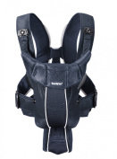 BabyBjorn Baby Carrier Synergy - Dark Blue, Mesh
