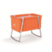 Babyhome Dream Baby Cot - Orange