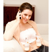 Simple Wishes Hands Free Breastpump Bra