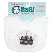 Crowned Jewel Baby Bib