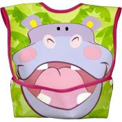 Dex Baby Big Mouth Hippo Bib