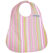 Baby Star Connect the Dots Bib - Pink