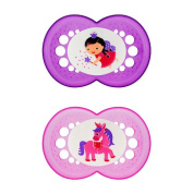 MAM Baby Fairytale BPA Free Pacifier 6+ Months - Boys