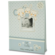 So Cute  Memory Book - Blue