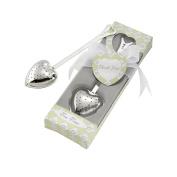 Baby Aspen Tea Time Heart Tea Infuser  in  Tea-Time Gift Box
