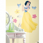 York Wallcoverings 205972 Disney Snow White Giant Peel and Stick Wall Decals