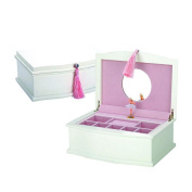 Reed & Barton Ballerina Musical Jewellery Chest