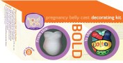 ProudBody Bold Pregnancy Belly Cast Decorating Kit
