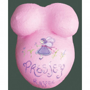 ProudBody Pastel Pregnancy Belly Cast Decorating Kit