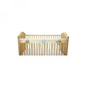 Leachco OrganicSmart Easy Teether Crib Teething Rail Cover - Ivory