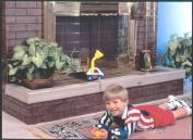 KidKusion Fireplace Bumper Pad