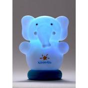 KinderGlo Rechargeable LED Elephant Night Light