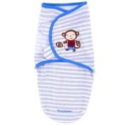 Summer Infant SwaddleMe Pure Love Adjustable Infant Wrap , 3.2-6.4kg,Owl