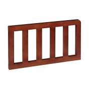 Solutions by Kids R Us Curved Toddler Guard Rail - Cherry