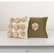 Cotton Tale Lollipops & Roses Pillow Pack
