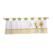 NoJo - Bright Blossom Window Valance