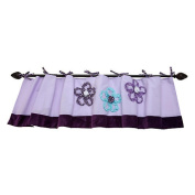 NoJo Harmony Window Valance