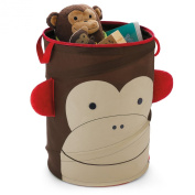 Skip Hop Zoo Pop-Up Hamper - Monkey