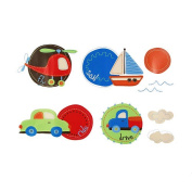 Sumersault Tiny Trips Wall Decals