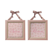 Babi Italia Dolce 2-Piece Wall Art