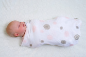 JJ Cole Muslin Blanket Set - Sweet Primrose