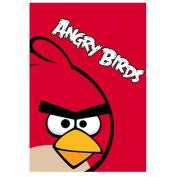 Angry Birds Blanket 152.4cm . X 228.6cm .