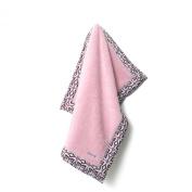 Baby Star Poodle Blanket - Flutter Pink