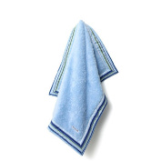 Baby Star Connect the Dots Poodle Blanket - Blue