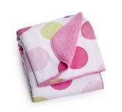 Carter's Blanket - Pink Dot