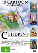 Children's Cartoon Collection (Black Beauty/Puss in Boots/Cinderella/Wind in the Willows/Hansel and Gretel/Mulan/Robin Hood/Litt [Region 4]